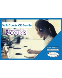 Washington Courts Continuing Education Bundle