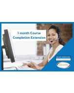 1-month Course Completion Extension
