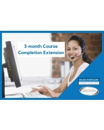 3-month Course Completion Extension